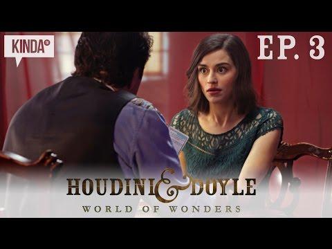 Houdini & Doyle   World of Wonders   Cold Read (Ep. 3)