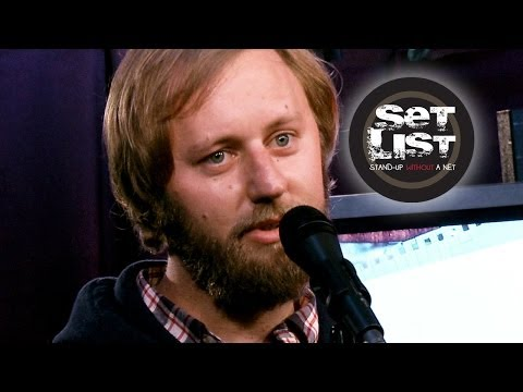 RORY SCOVEL thinks about lightbulbs - Set List: Stand-Up Without a Net - Comedy Week