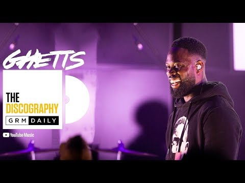 Ghetts – The Discography  | GRM Daily