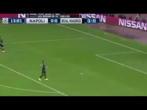 Napoli vs Real Madrid 1-3 |RESUMEN COMPLETO (Champions League) 07 03 2017