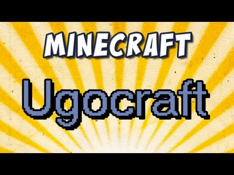 Minecraft - Ugocraft Mod Spotlight! Video