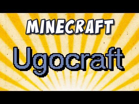 Minecraft - Ugocraft Mod Spotlight! Video