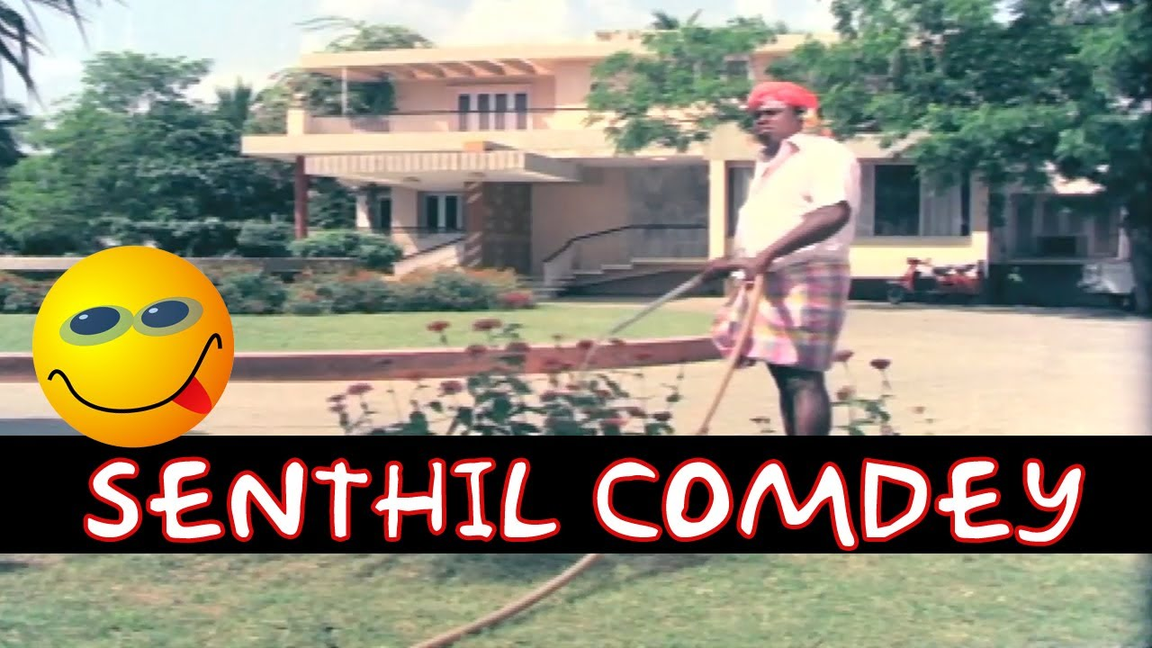 Senthil Comedy – 3 – Tamil Movie Superhit Comedy Scenes