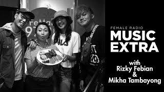 Video #MusicExtra Rizky Febian & Mikha Tambayong - Berpisah itu Mudah MP3, 3GP, MP4, WEBM, AVI, FLV Juli 2018