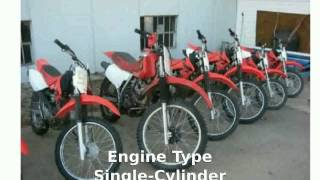6. 2004 Honda CRF 100F Features and Specification
