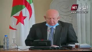 وزير المالية يعرض قانون المالية التكميلي 2020 بمجلس الأمة
