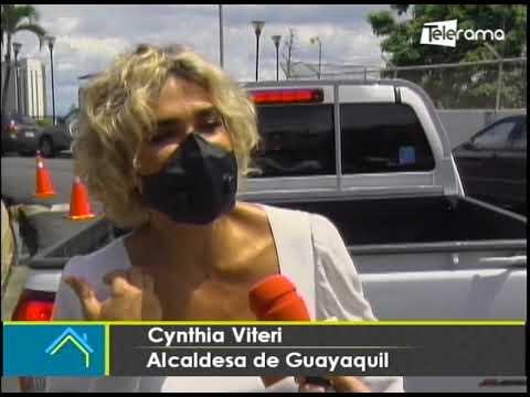 Cynthia Viteri: mujer que logró liderar en la política