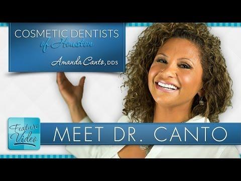 Meet Houston Cosmetic Dentist Dr. Amanda Canto, DDS