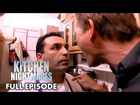 Gordon's Most HEATED ARGUMENT | Kitchen Nightmares FULL EPISODE