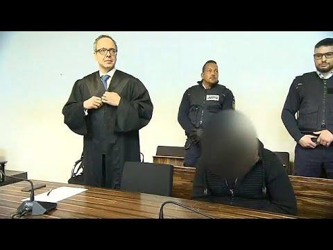 Freiburger Studentinnenmörder Hussein K. zu lebenslänglich verurteilt