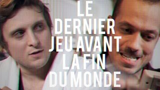 Video Le dernier jeu avant la fin du monde MP3, 3GP, MP4, WEBM, AVI, FLV November 2017