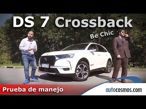 Test DS 7 Crossback 1.6 THP