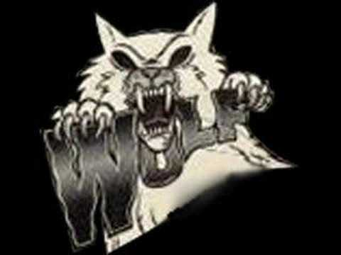 Wolf (UK) - Creatures of the Night online metal music video by WOLF (CHESHIRE)