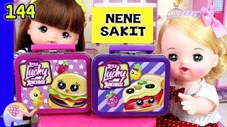 Video Nene Masuk Angin - Buka Surprise Little Lucky LunchBox - Mainan Boneka Eps 144 GoDuplo TV MP3, 3GP, MP4, WEBM, AVI, FLV Juni 2019