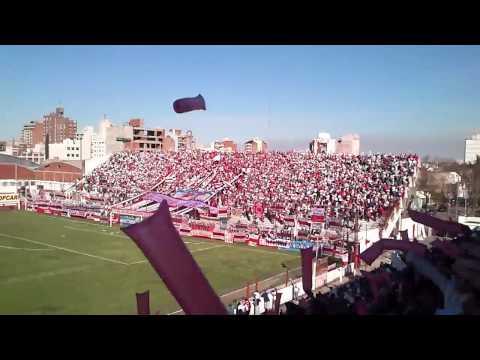 1000 partidos en el Francisco Urbano- Salida del Equipo- Dep. Moron Vs. Est. Bs As. (Video 4) - Los Borrachos de Morón - Deportivo Morón