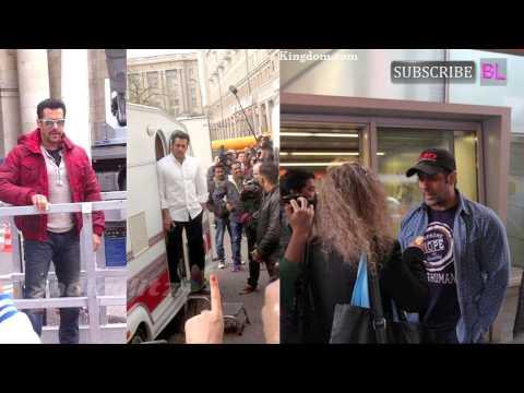 Salman Khan fans in Warsaw go crazy
