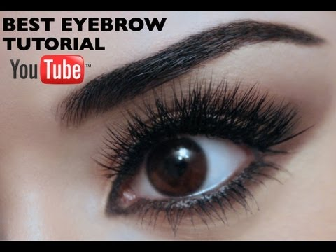 eyebrows - Visit http://Artistofmakeup.com and register your details to be notified of launch date! Instagram http://instagram.com/zukreat, Twitter: http://twitter.com/...