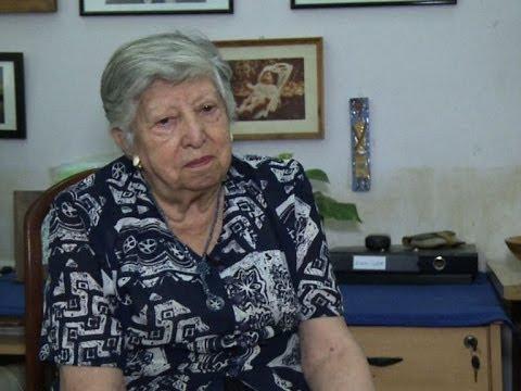 """""""Chicha"""" Mariani, a los 90, sigue buscando a su nieta"""