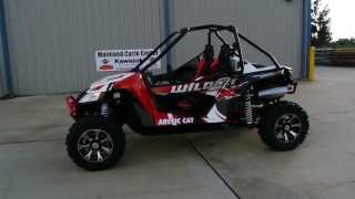 10. $18,499: 2014 Arctic Cat Wildcat X Vibrant Red: Overview and Review