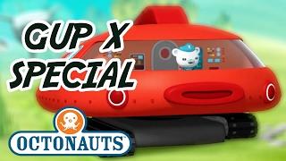 Download Lagu Octonauts - Gup X   20+ minutes   Gups and Octonauts Mp3