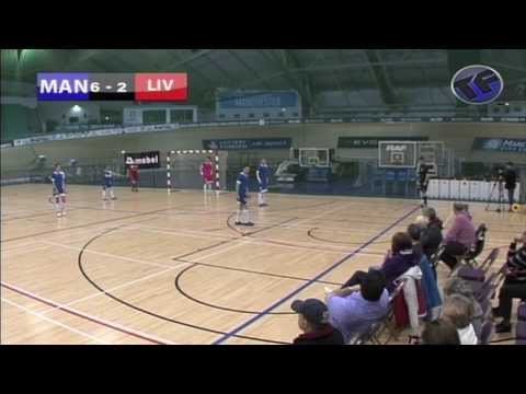 Manchester Futsal Club Vs Liverpool Futsal Highlights 9-2