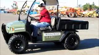 10. Sold! 2008 EZ-GO ST 4x4 Utility Vehicle Cart UTV 18hp Honda Dump bidadoo.com