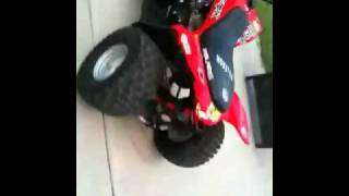 8. Drag polaris predator 90