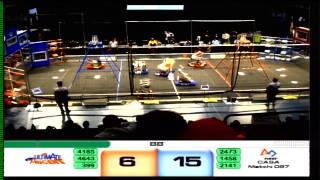 2013 FRC Sacramento Regional Qualifying Match 97 (Rematch)