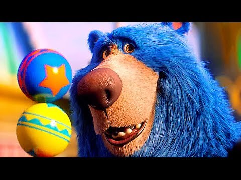 WONDER PARK Trailer (2019) Animation
