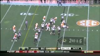 Daniel McCullers vs Missouri (2012)