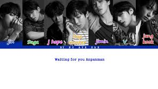 "Video BTS (방탄소년단) – ""ANPANMAN"" Lyrics (Color Coded Lyrics_Ham_Rom_Eng) MP3, 3GP, MP4, WEBM, AVI, FLV Agustus 2018"