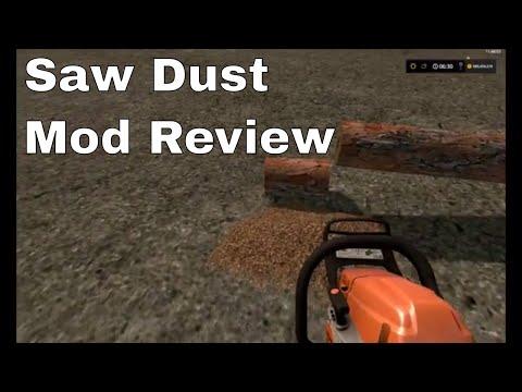 Sawdust mod v1.2.0.0