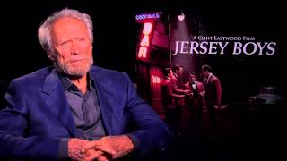 Jersey Boys: Clint Eastwood Official Movie Interview