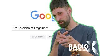 Kasabian's Serge Pizzorno Answers His Most Googled Questions | According to Google | Radio X
