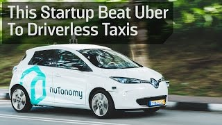 Singapore Startup Beats Uber To Driverless Taxis