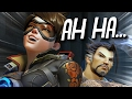 Overwatch  Funny Competitive Moments Diamond