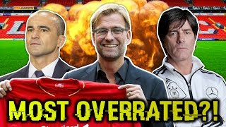The Most Overrated Manager In World Football Is... | Sunday Vibes by Football Daily
