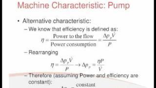 Fluids Lecture 4.1 - Fluid Machines (S2)