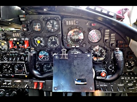 Hello aviators! Here is the cockpit...