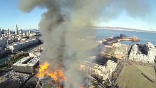 Mission Bay Fire