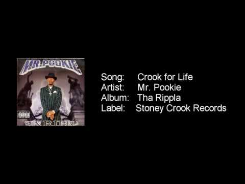 Mr. Pookie - Crook For Life (feat. Mr Lucci and Mr. Montis)