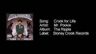 Crook For Life - Mr. Pookie (feat. Mr Lucci and Mr. Montis)