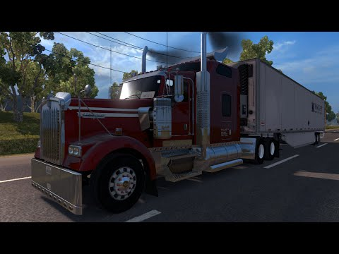 UNCLE D ATS ETS2 CB RADIO CHATTER LIVE STREAM STATIONS  V1.01