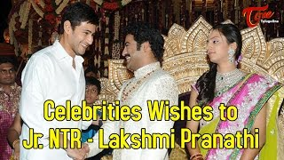 Video Celebrities Wishes to Jr. NTR - Lakshmi Pranathi - 02 MP3, 3GP, MP4, WEBM, AVI, FLV September 2018