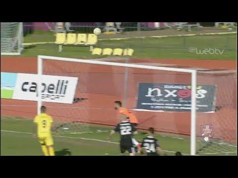 Football League:  ΚΑΛΑΜΑΤΑ – ΚΑΒΑΛΑ | ΓΚΟΛ 0-1 | 23/02/2020 | ΕΡΤ
