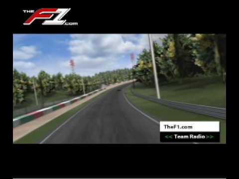 Vuelta virtual al Circuito de Suzuka