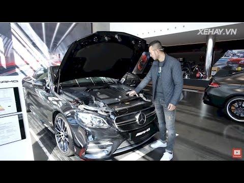 Đánh giá nhanh chiếc Xe sang 2 cửa Mercedes E53 AMG S+ 435 mã lực @ vcloz.com