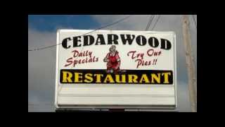 Cedarwood Restaurant in Lebanon