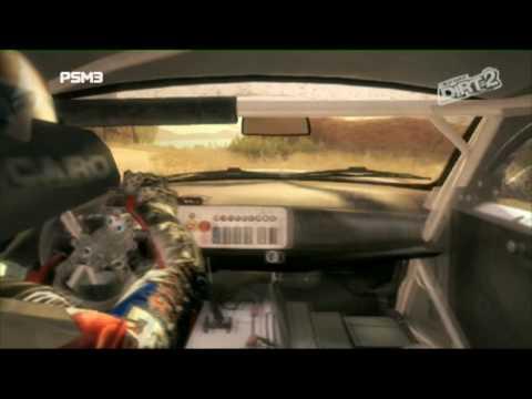 PSM3 Presents...Colin McRae DiRT 2 video review