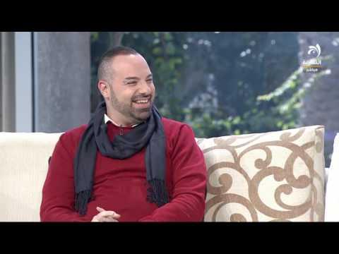 الفنان الشامل ماهر الشيخ يشارك برنامج صباح الشارقة - الأفلام القصيرة والتطوعية